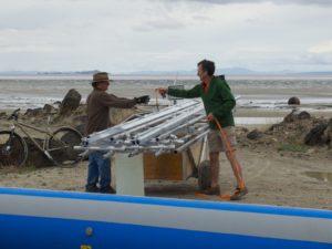 Cart loading