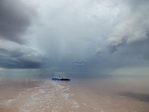 Storm Departure