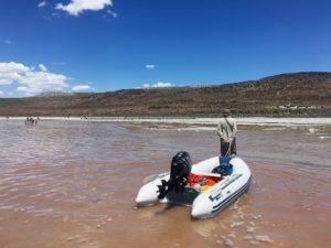 Water Approach